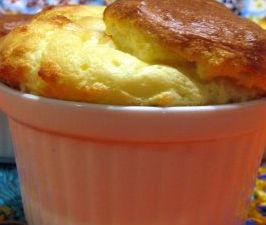 Souffle' al formaggio