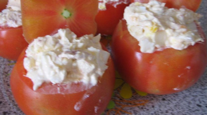 Pomodori al formaggio