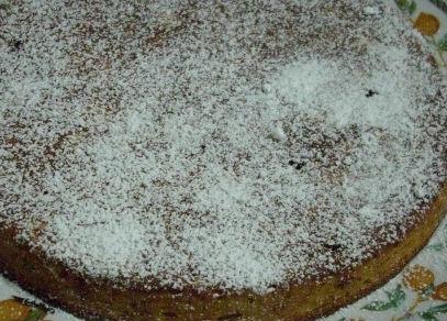 Torta pinoli e noci