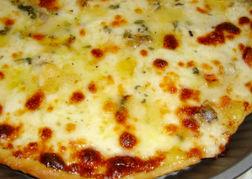 Torta ai quattro formaggi
