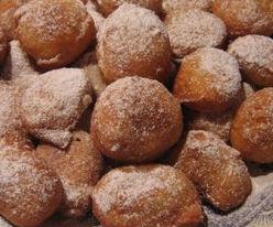 Frittelline dolci di pane