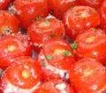 Pomodori ripieni con verdure