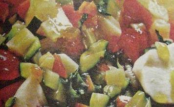 Sedanini alle verdure