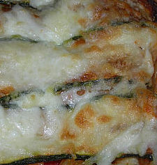 Maccheroni alla parmigiana
