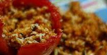 Pomodori alla panzanella