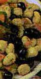 Gnocchi di patate con olive e acciughe