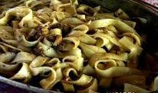 Fettuccine al pesto di funghi