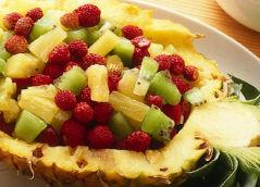 Ananas alla parigina