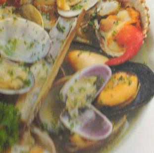 Saute'di frutti di mare