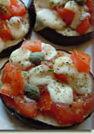 Melanzane al forno con pomodoro e mozzarella