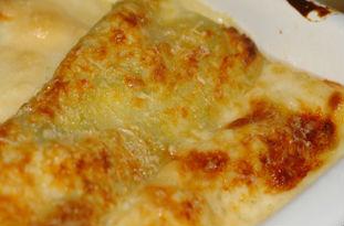 Cannelloni con verdura